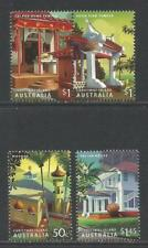 Christmas Island 2006 Heritage Buildings--Attractive Topical (457-59) MNH