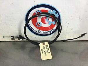 2005 Nissan 350Z Hood Release Cable OEM 0BF3CA