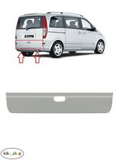 MERCEDES VIANO W639 2003 - 2010 NEW REAR TAILGATE PLATE LOWER REPAIR PANEL