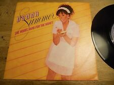 """DONNA SUMMER """"SHE WORKS HARD FOR THE MONEY"""" MERCURY RECORDS DUTCH PRESS 1983 OOP"""