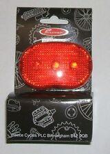 Posteriore Bici 3 X LUCE LED con Batterie, 3 modalità, Sedile Post Mount, NUOVO