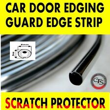 6 Meters Chrome Car Door Edge Guard Protector Moulding Trim Molding Strip