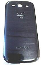 BLUE  <Verizon> Genuine OEM Back Battery Door Cover Samsung Galaxy S3 i535 S III
