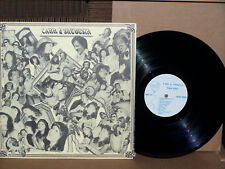 CARR & SHEBESTA Take Two BALOON RECORDS Wisconsin Folk/Country Rock AUTOGRAPHED
