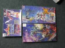 VOLTRON 1984 Defender Universe puzzle VR Troopers Transformers boardgame LOT
