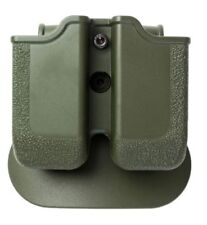 Z2050-MP05 IMI Defense Green Right Hand Double Magazine Pouch For Sig Sauer P227