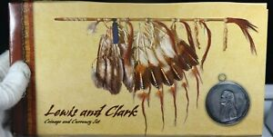 2004 Lewis And Clark Coin And Currency Set - BOX