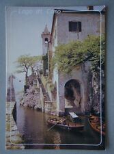 Lago di Como Punta Di Balbianello Postcard (P228)