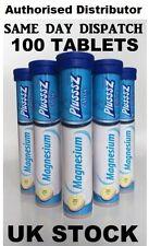 Plusssz Classic magnesio vitamina B6 100 Pestañas efervescente-magnez witamina B6