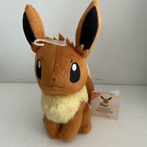 Eevee Plush Pokemon Officia Sanei