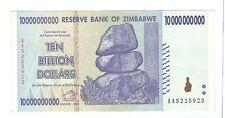 New listing Zimbabwe - 2008, Ten (10) Billion Dollars !Unc!