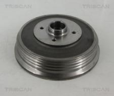 2x Bremstrommel TRISCAN 812029226 hinten für SEAT VW