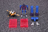 NEW TRANSFORMERS MASTERPIECE MP-16 FRENZY AND BUZZSAW FOR SOUNDWAVE BOXED