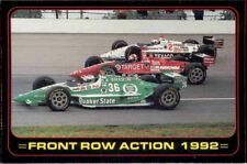 (fxz) Indianapolis IN: Indy 500, Front Row 1992