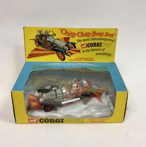 Vintage Corgi Toys 266 1967 ORIGINAL Boxed CHITTY CHITTY BANG BANG Model Disney