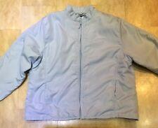 Pale Blue La Gear Jacket Size 18