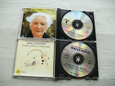 WALLENSTEIN – 2 CD`s: Stories, Songs & Symphonies &  Mother Universe