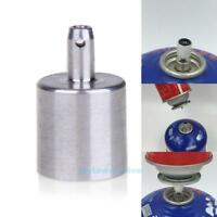 Propane Gas Refill Adapter Outdoor Camping Stove Burner Gas Cylinder Canister