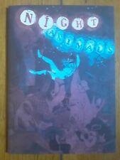 Night Animals Brecht Evens (Wrong Place, City of Belgium) Euro Art Comic NEW NM