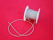 """2500 Watt 5 ft, 081"""" Braided Speaker Tinsel Lead Wire,  Speaker repair."""