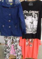 Palette Complète De 140 Vêtements Neuf Pour Revendeur Tous Types