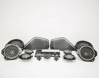 Audi A3 Cabrio 8V Sound System Set 4S0035466 2013 Bang & Olufsen