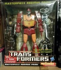 Transformers Masterpiece RODIMUS PRIME And OFFSHOOT New Sealed TRU EXCL