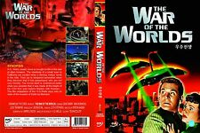 The War Of The Worlds, 1953 (DVD,All,Sealed,New) Byron Haskin, Gene Barry