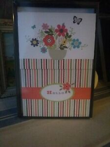 Hallmark Single Panel Blank Notecards Mix/Match Cards Envelopes Boxed 50 Count