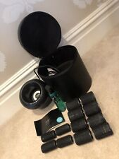 Cloud 9 The O Heated Rollers Curlers Set - Excellent Condition