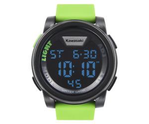 Genuine Kawasaki Watch Green 186SPM0032