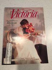 Victoria Magazine Issue February 1989 NM.