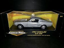 1/18 Scale Diecast ERTL AMERICAN MUSCLE 1967 Shelby GT-350  #36421