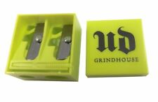 UD Urban Decay GRINDHOUSE Double Barrel Sharpener X 2