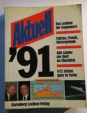 Aktuell 91, aus dem Harenberg Lexikon Verlag