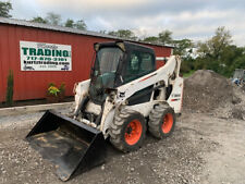 2015 Bobcat S570 Skid Steer Loader With Cab Clean Machine Only 3600hrs