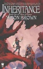 Inheritance - Keys Of Power #1 by Simon Brown PB new
