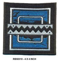 RAINBOW SIX OPERATION BLACK ICE FROST TAG - RBSIX10