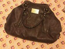 Jane Norman Brown Leather Handbag £19.99