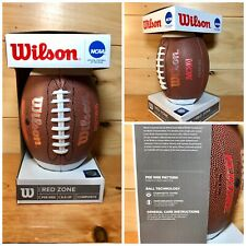 Wilson Red Zone Official Ncaa PeeWee Composite Football