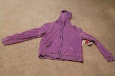 CanyonRiverBlues Velour Hoodie Lavender GirlsPlus L14 1/2-161/2 MSRP $30 Now $18