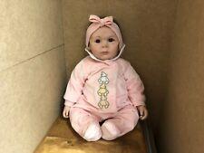 Doris Stannat Vinyl Puppe 52 cm. Top Zustand