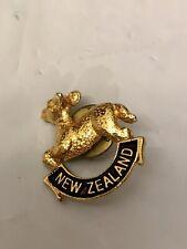 New Zealand Pin