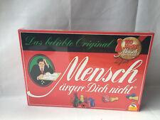 Schmidt Familienspiel Mensch ärgere dich nicht - Brettspiel - Würfelspiel
