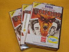 WOLFCHILD  Sega Master System vers. PAL AUSTRALIAN NEW SEALED NEU NEUF OZYSOFT