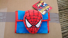 Marvel Avengers Spider-man Plush Wallet Official Licensed Wallet UK seller