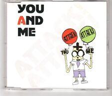(HI5) Attack! Attack!, You And Me - 2009 CD