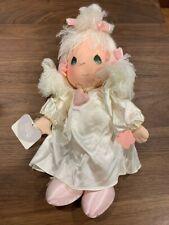 Precious Moments Dolls 1985 Angie #4569