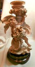 "GIUSEPPE ARMANI FIGURINES ""LITTLE ANGEL WITH FRUIT""  LAMP  EX DISPLAY  26-1215TB"