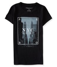NYC Aeropostale Womens Graphic T-Shirt Size Large